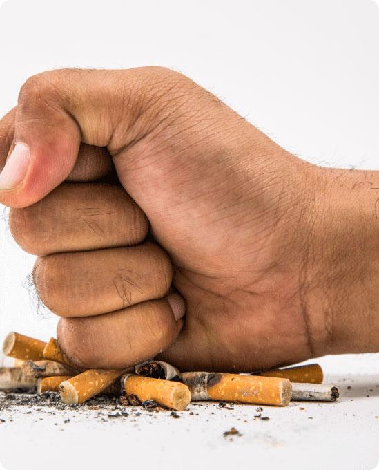 Smoking Cessation Program - Prime care, Milton