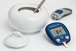 Living with diabetics