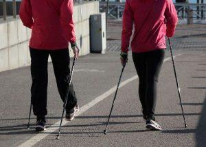 Nordic Pole Walking Program